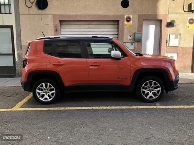 used Jeep Renegade 2.0 Limited 140cv