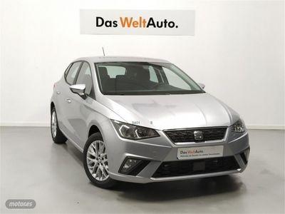 usado Seat Ibiza 1.6 TDI 70kW 95CV Style Plus