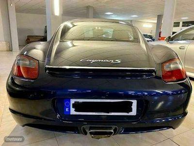 usado Porsche Cayman *2.7*TIPTRONIC*SPORT*SPAQ*