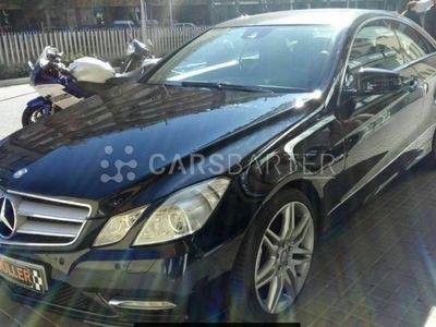 usado Mercedes E350 350 CDI 7G-TRONIC BE AMG 2p