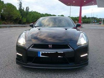 usado Nissan GT-R Black Edition Aut.