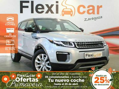 usado Land Rover Range Rover evoque 2.0L TD4 Diesel 110kW 4x4 Pure Auto 5p
