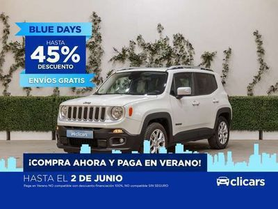 usado Jeep Renegade 1.4 MAIR 103kW DDCT Limited FWD E6