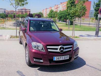 usado Mercedes GLK220 Clase GLKCDI 4M Blue Efficiency -11