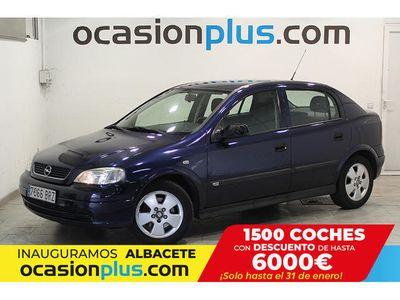 usado Opel Astra 2.0 DTI Elegance (100 CV)