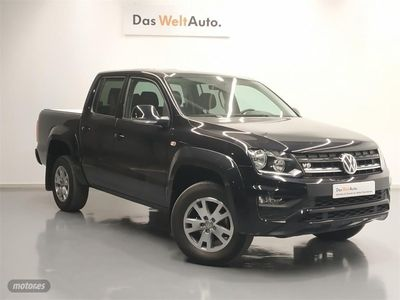 usado VW Amarok 3.0TDI Trendline Connectable 120kW