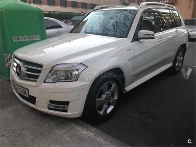 usado Mercedes GLK250 Clase GlkCdi 4m Blue Efficiency 5p. -11