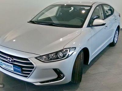 usado Hyundai Elantra 4P CRDI 1.6 136CV