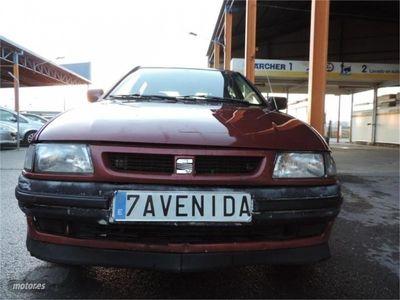 usado Seat Ibiza 1.9D