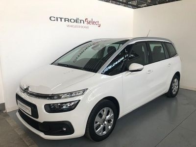 usado Citroën C4 SpaceTourer Grand1.5BlueHDI S&S 130CV LIVE