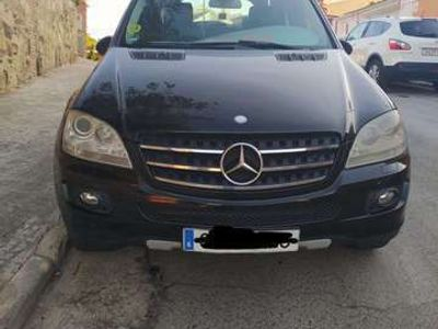 usado Mercedes ML320 Clase MCDI 4MATIC