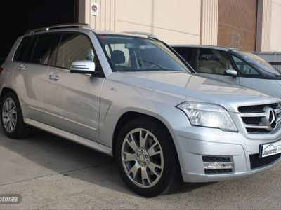 usado Mercedes GLK220 CDI BE 4MATIC Auto. *NAVEGADOR *CLIMA *LLANTAS 19'