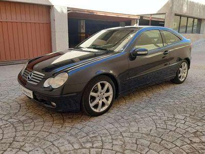 usado Mercedes C180 Sportcoupé K