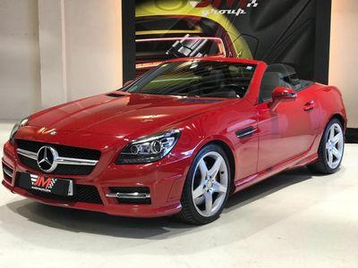 usado Mercedes SLK350 7G Plus NACIONAL--IVA DEDUCIBLE