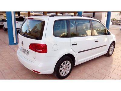 usado VW Touran 1.6TDI Advance 105 CV -7 PLAZAS-PERFECTO ESTADO