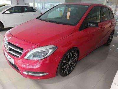 usado Mercedes B200 Clase BCdi 136 cv en Cadiz