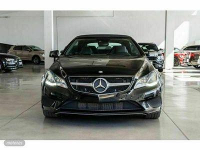 usado Mercedes E200 Coupé BlueTec 9G-Tronic