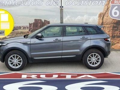 used Land Rover Range Rover evoque 2.2L SD4 Dynamic 4x4 190