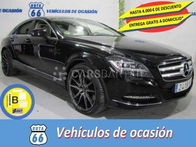 usado Mercedes CLS350 350 CDI Aut BlueEFFICIENCY 4p