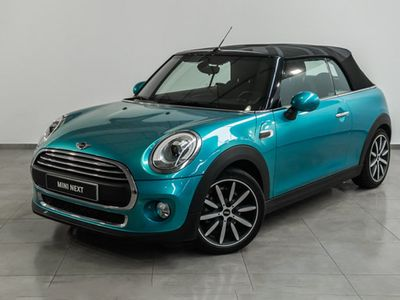 usado Mini One Cabriolet 75 kW (102 CV)