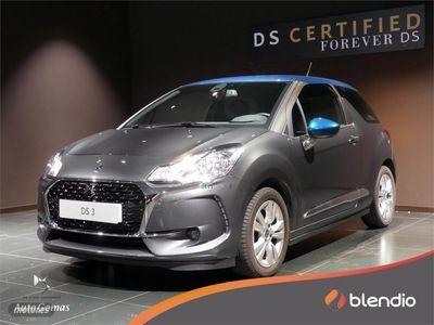 usado DS Automobiles DS3 PureTech 81kW 110CV Desire