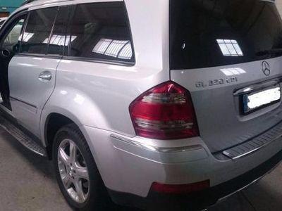 usado Mercedes GL320 Clase GLCDI -06