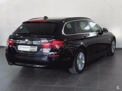 usado BMW 520 Serie 5 d Touring 5p. -14