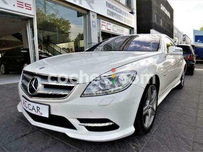 usado Mercedes CL600 Clase ClAut. 517 cv en Madrid