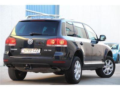 usado VW Touareg 5.0TDI V10 Tiptronic NACIONAL FULL EQUIP