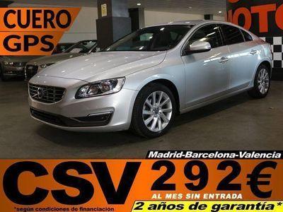 usado Volvo S60 2.0 D3 Summum 100 kW (136 CV)