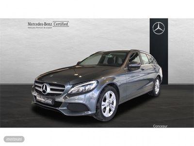 usado Mercedes 220 Clase C C Estate