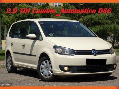 usado VW Touran 2.0 TDI 140cv Advance