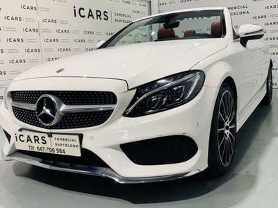 usado Mercedes 220 Cabrio9G-Tronic