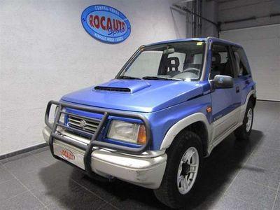 usado Suzuki Vitara 1.9TD Techo Metálico