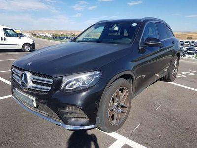usado Mercedes GLC250 Clase4Matic (9.75) Aut.