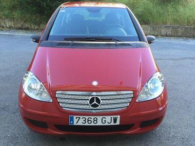 usado Mercedes A180 180CDI Red