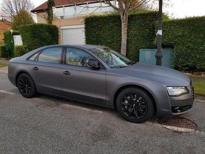 usado Audi A8 4.2TDI quattro Tiptronic