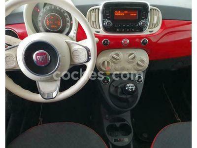 usado Fiat 500C 1.2 Pop 69 cv en Alicante