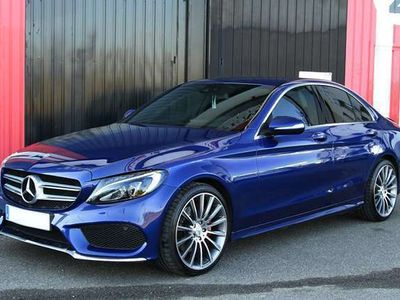 usado Mercedes C220 CDI BE Sport Edition (4.75)