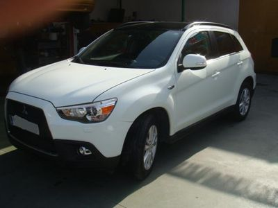 usado Mitsubishi ASX 200DI-D Motion 4WD