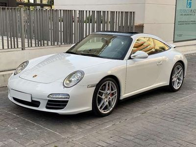 usado Porsche 911 Targa4S PDK -18.600 KILOMETROS-