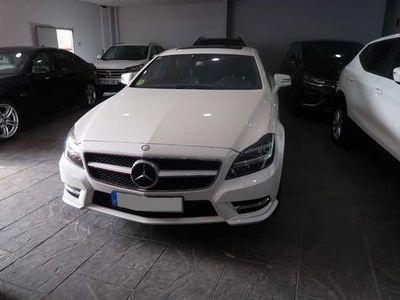 usado Mercedes CLS350 Shooting Brake 350CDI BE 4M Aut.