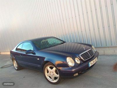 usado Mercedes CLK320 Clase CLKSPORT
