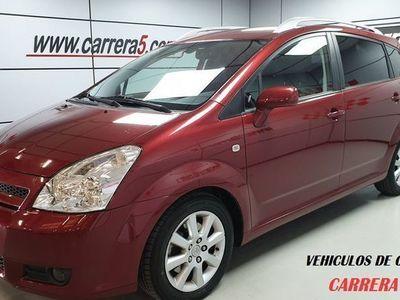 usado Toyota Corolla Verso 2.2 D4D 136 CV Sol