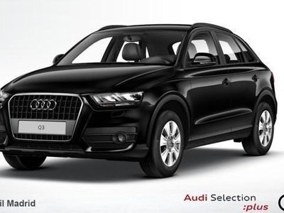 usado Audi Q3 2.0TDI Advanced Edition