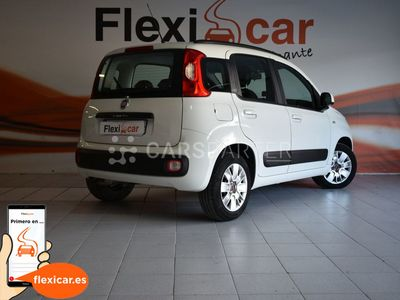 usado Fiat Panda 1.2 Easy 51kW (69CV) 5p