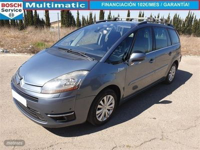 brugt Citroën C4 Picasso 2.0 HDi CMP Exclusive