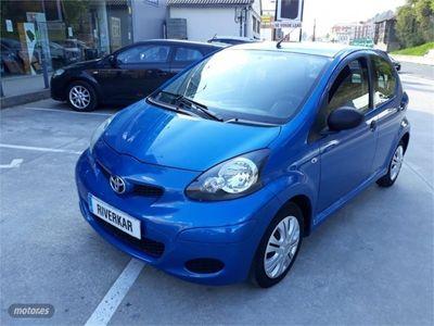 gebraucht Toyota Aygo 1.0 VVTi Blue