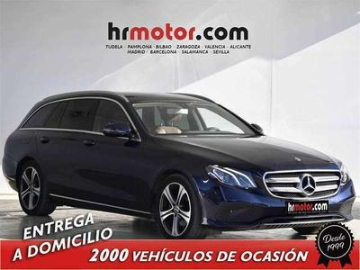 usado Mercedes E200 ClaseSW