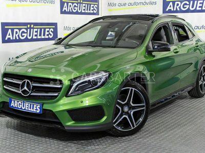 usado Mercedes GLA220 GLA 220d AMG Line 177cv 5p